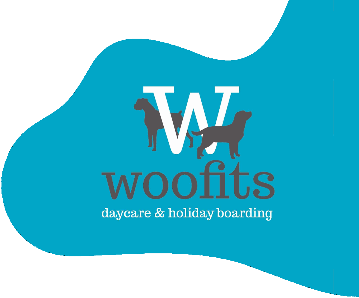 Woofits Doggy Day Care Logo
