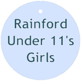 Rainford Unders 11's Girls - Woofits Doggy Day Care
